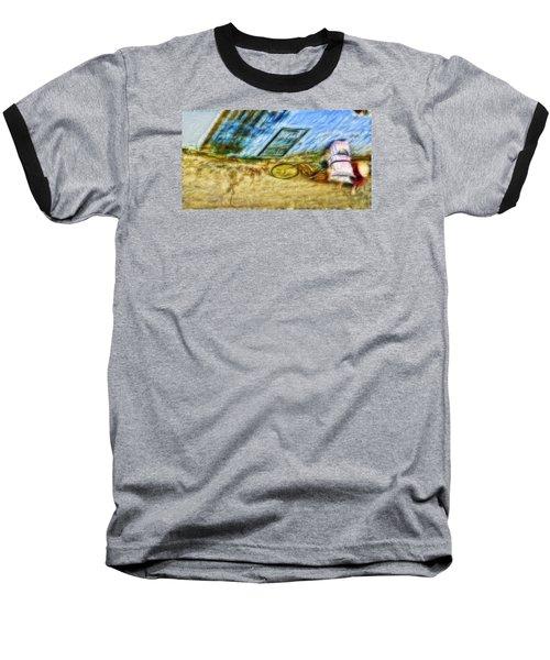 A Hard Day Baseball T-Shirt