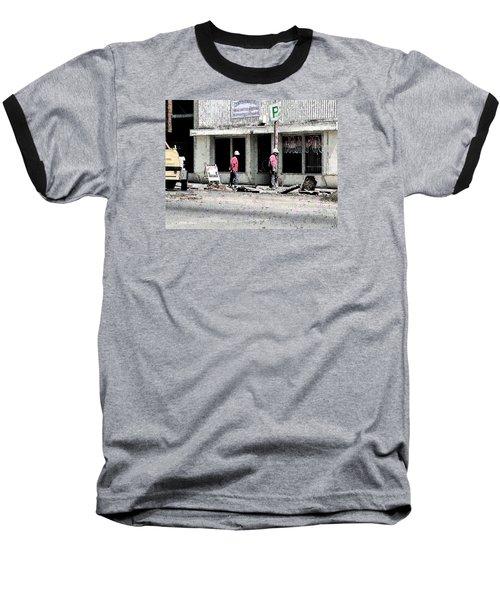 A Hard Day's Work Baseball T-Shirt
