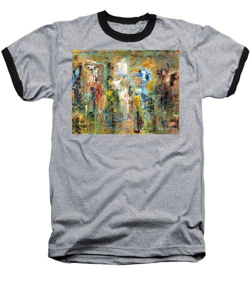 A Herd Of Five Baseball T-Shirt
