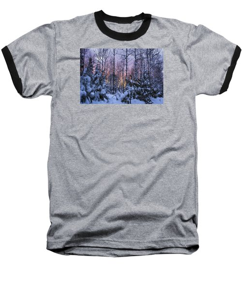 A Hidden Trail Baseball T-Shirt