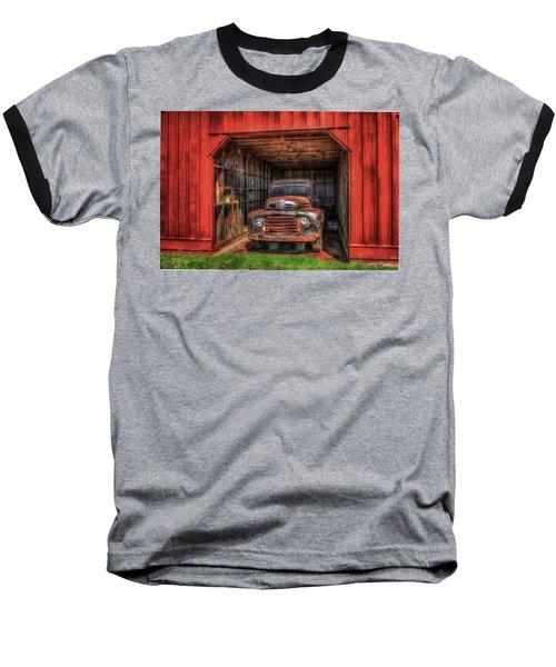 A Hiding Place 1949 Ford Pickup Truck Baseball T-Shirt