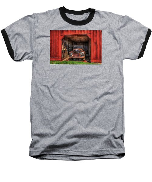 A Hiding Place 1949 Ford Pickup Truck Baseball T-Shirt