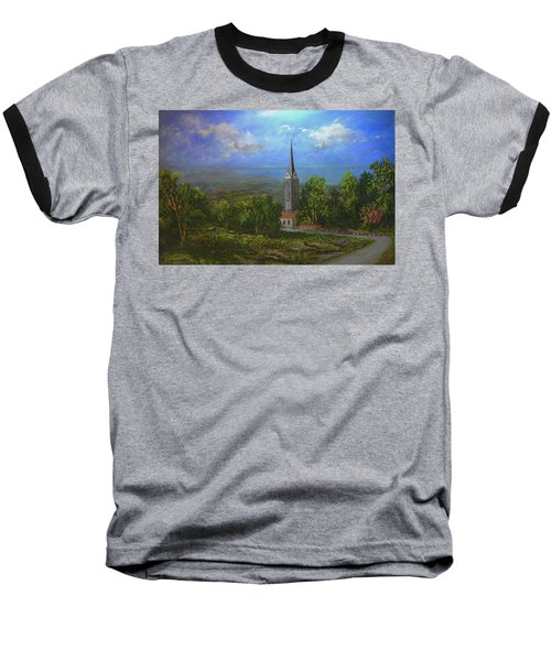 A Higher Place Baseball T-Shirt