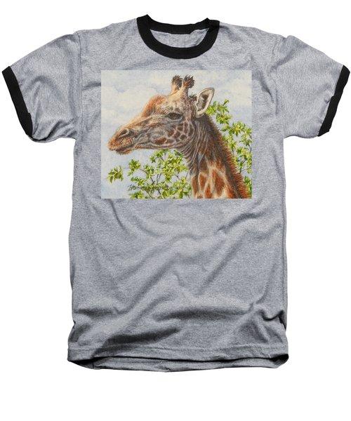 A Higher Point Of View Baseball T-Shirt