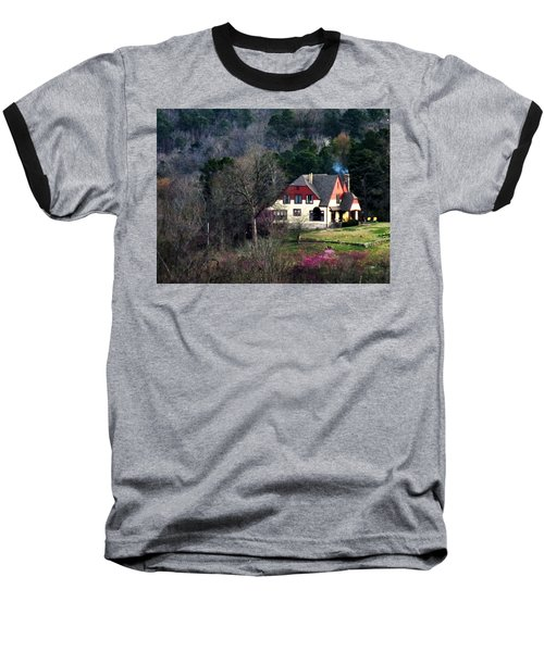A Home In The Country Baseball T-Shirt