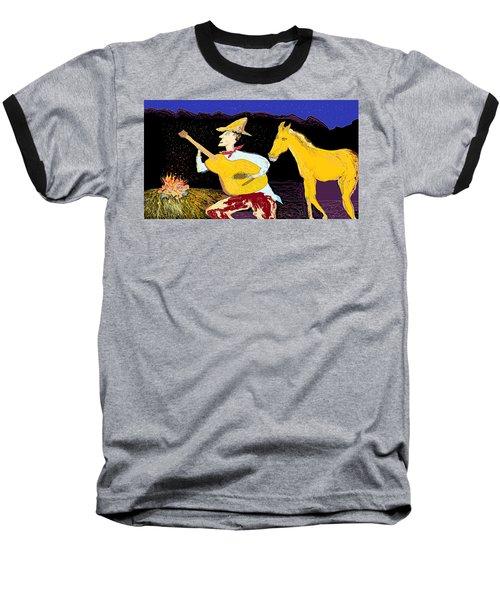 A Horse Sings Baseball T-Shirt