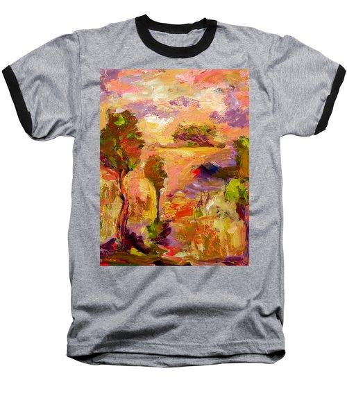 A Joyous Landscape Baseball T-Shirt