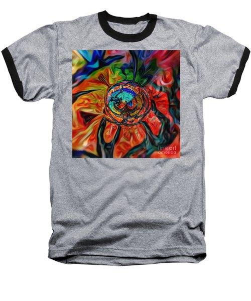 A Kind Of Flower Baseball T-Shirt