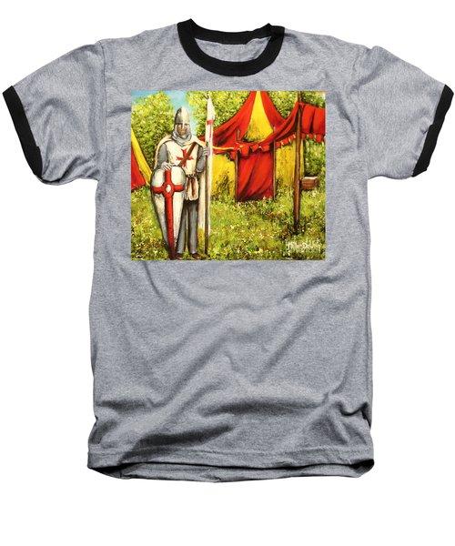 A Knights' Rest Baseball T-Shirt