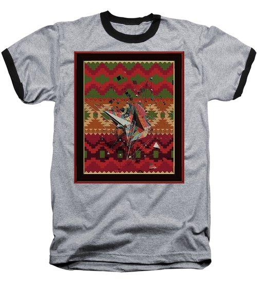 A La Kandinsky C1922 Baseball T-Shirt