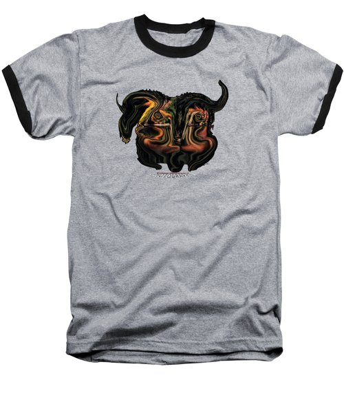 A Lake Lives Baseball T-Shirt