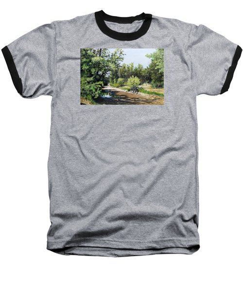 A Last Drink Baseball T-Shirt