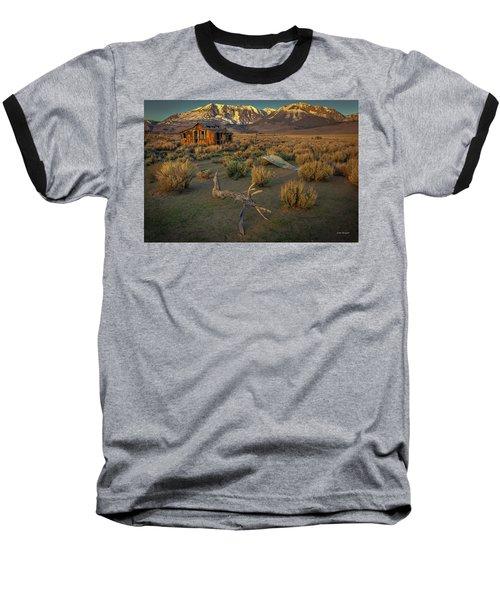 A Lee Vining Moment Baseball T-Shirt