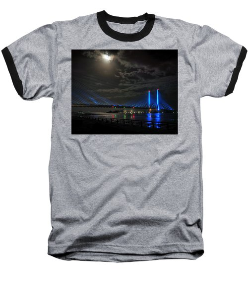 A Light From Above Baseball T-Shirt