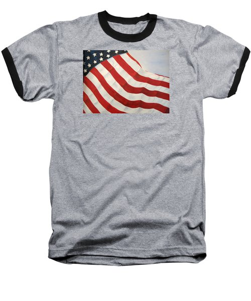 A Little Glory Baseball T-Shirt