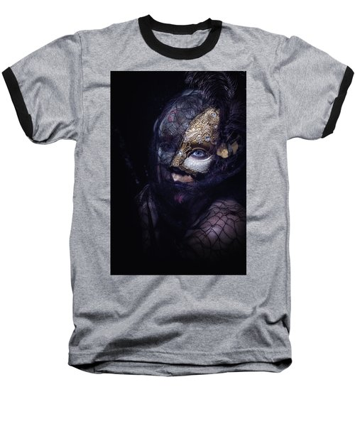 A Little Lace Baseball T-Shirt