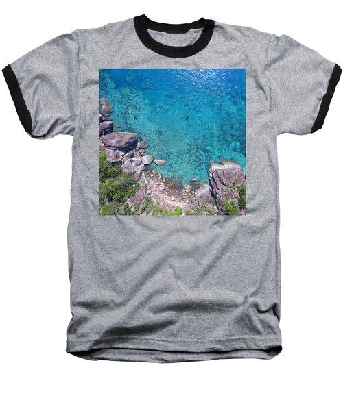 A Little Square Of Paradise  Baseball T-Shirt