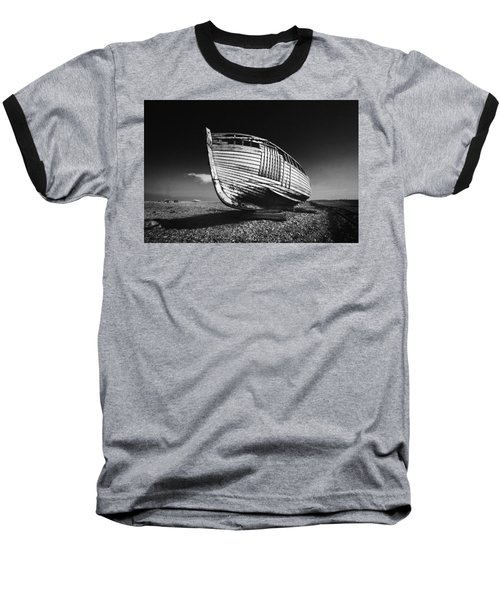 A Lonely Boat Baseball T-Shirt