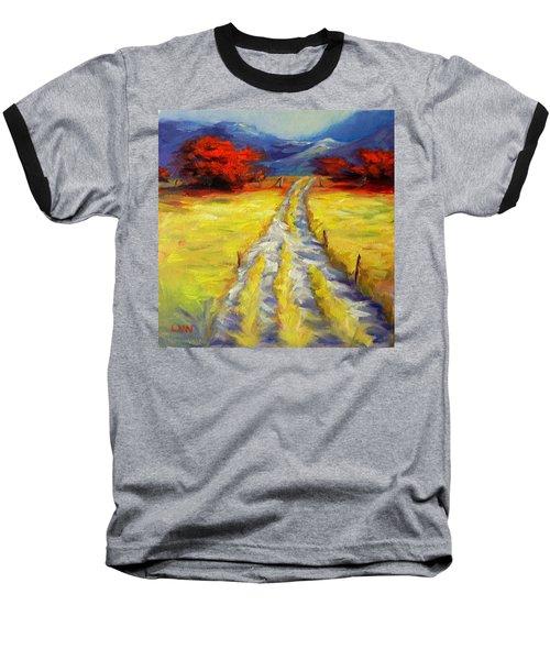 A Long Journey Baseball T-Shirt