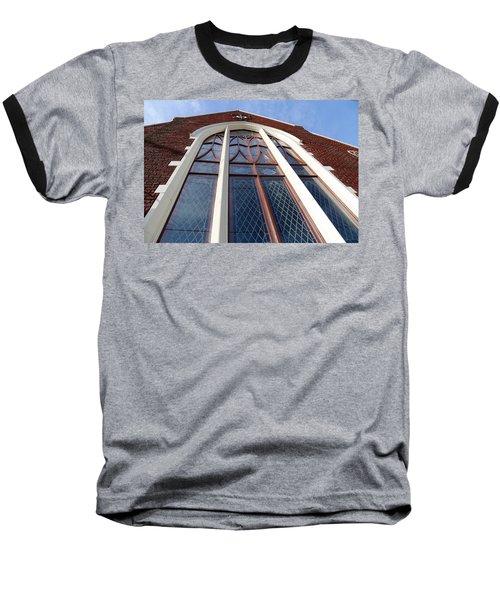A Long View Baseball T-Shirt