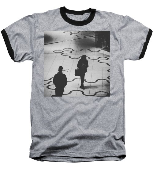 A Love Story That Was Meant To Be Baseball T-Shirt