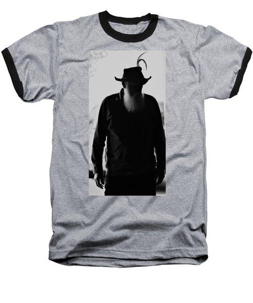 A Man Of Few Words Baseball T-Shirt