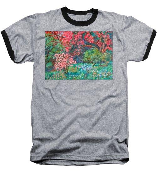 A Memory Baseball T-Shirt by Kendall Kessler