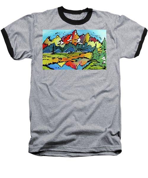 A Memory Baseball T-Shirt by Nicole Gaitan