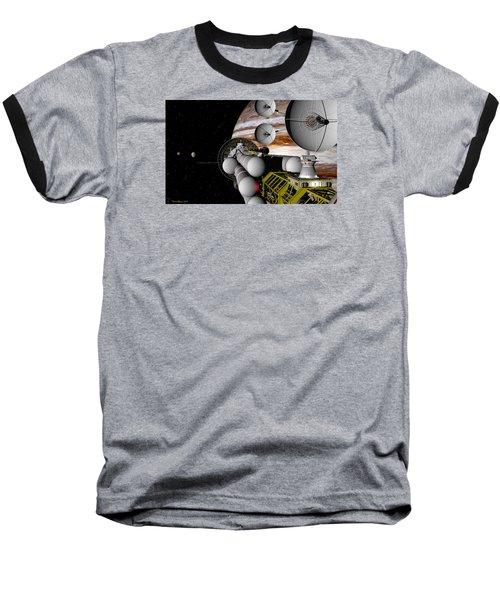A Message Back Home Baseball T-Shirt