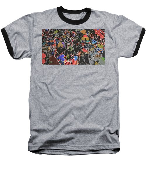 A Million Temples Of Love Minus Some 996452 Baseball T-Shirt