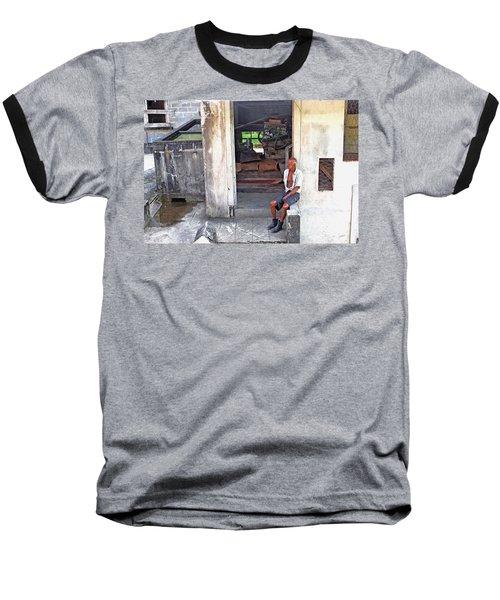 A Moment Of Reflection Baseball T-Shirt