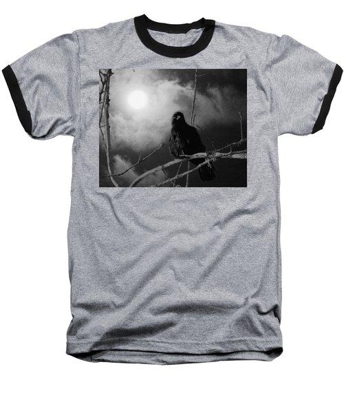 A Moonlicht Nicht Baseball T-Shirt