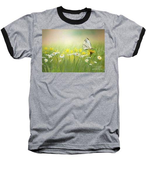Light Wings Baseball T-Shirt