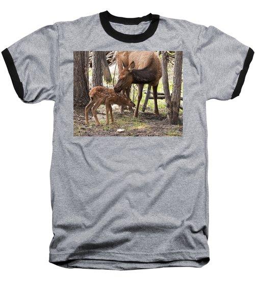 A Mothers Love Baseball T-Shirt
