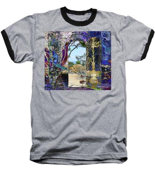 A Narrow But Magical Door Baseball T-Shirt