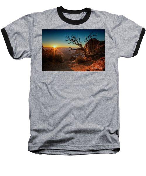 A New Day Dawns Baseball T-Shirt