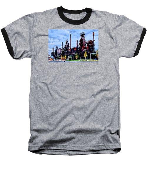 A New Era - Bethlehem Pa Baseball T-Shirt by DJ Florek