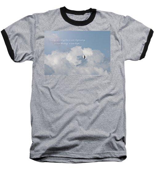 A New Hope Baseball T-Shirt