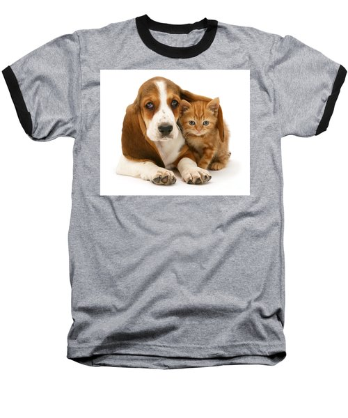 A New Meaning To Cat Flap Baseball T-Shirt