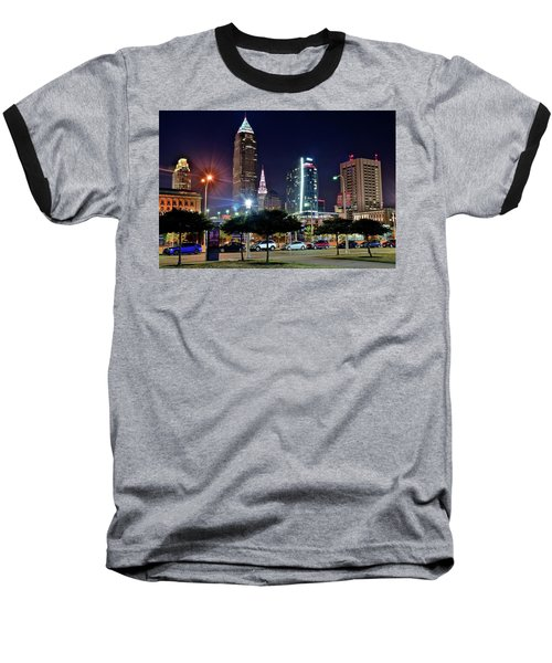A New View Baseball T-Shirt by Frozen in Time Fine Art Photography