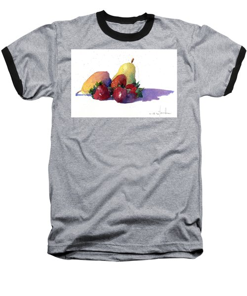 Still Life With Pears Baseball T-Shirt