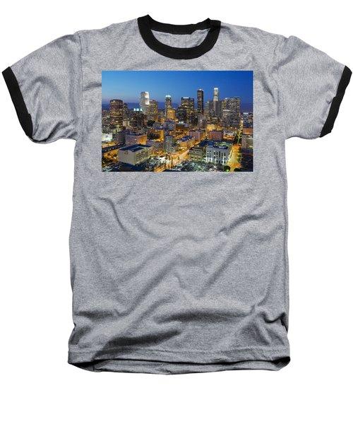 A Night In L A Baseball T-Shirt