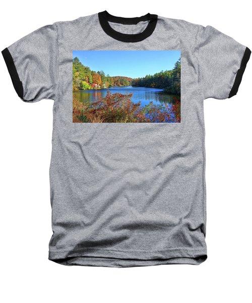 A North Carolina Autumn Baseball T-Shirt