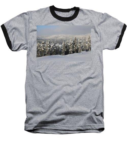 A Norwegian Valley  Baseball T-Shirt