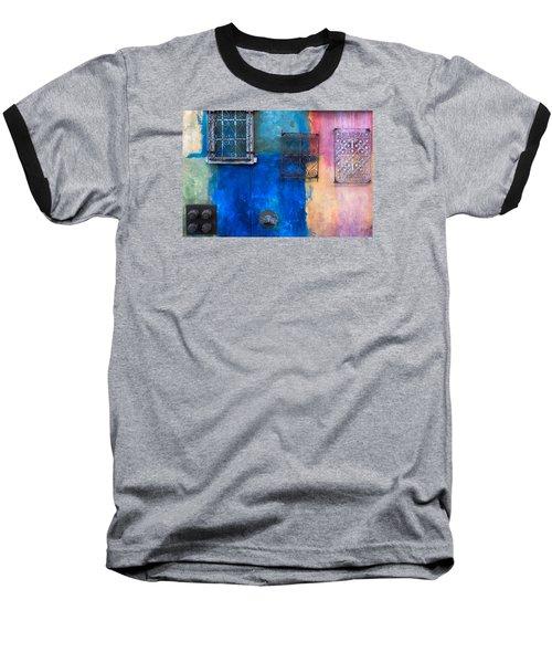 A Painted Wall Baseball T-Shirt