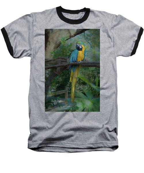 A Parrot's Life Baseball T-Shirt