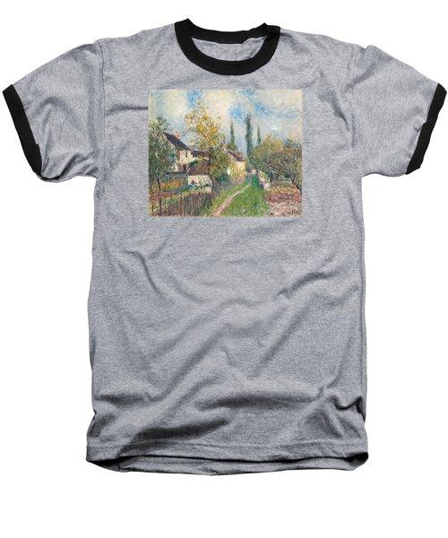 A Path At Les Sablons Baseball T-Shirt