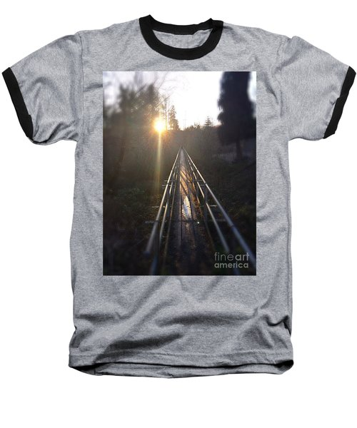 A Path Into The Unknown Baseball T-Shirt