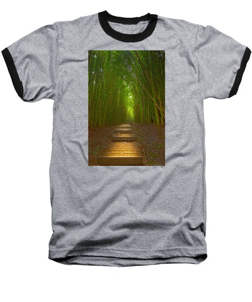 A Path Less Traveled Baseball T-Shirt