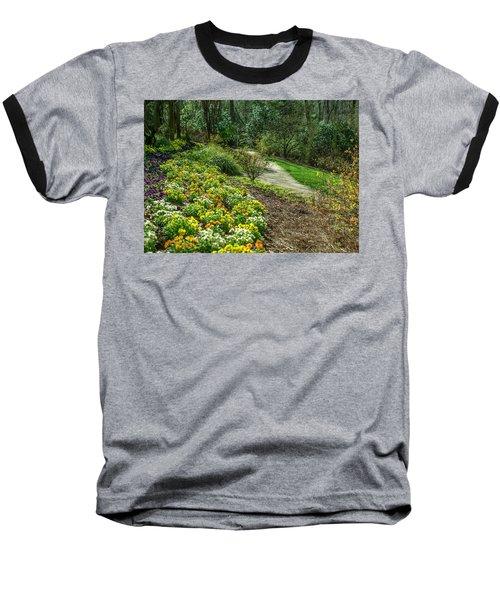 A Path Of Color Baseball T-Shirt